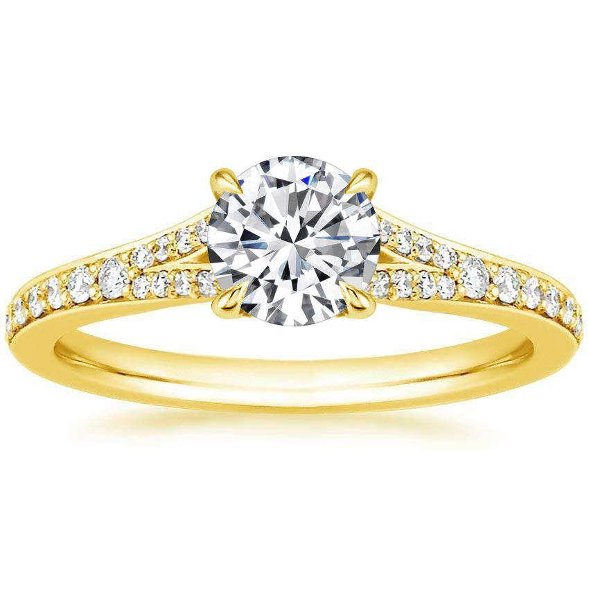 DUET DIAMOND RING