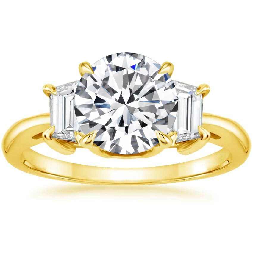 EMBRACE DIAMOND RING (1/2 CT. TW.)