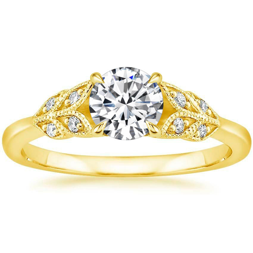 FLORIANA DIAMOND RING