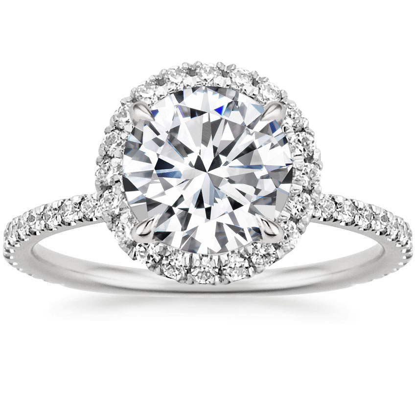 WAVERLY DIAMOND RING (1/2 CT. TW.)