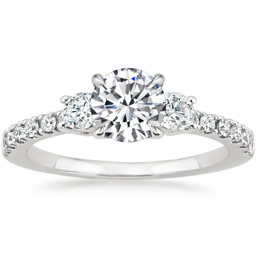 RADIANCE DIAMOND RING (1/3 CT. TW.)