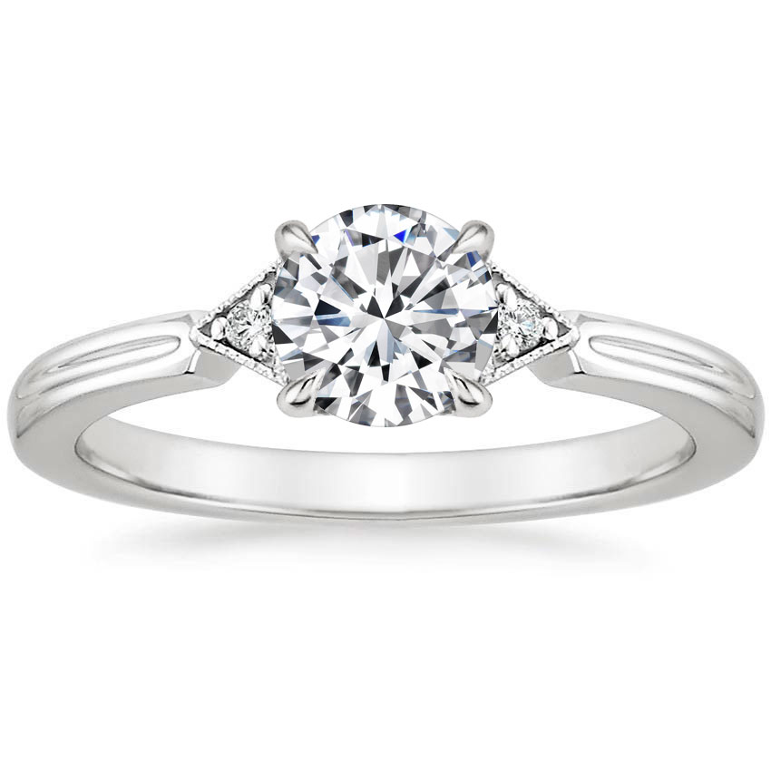 OLIVETTA DIAMOND RING